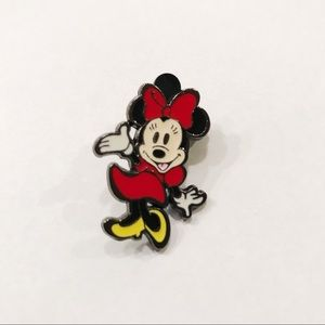 Disney Minnie Mouse trading pin